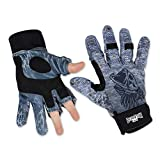 Dead Fish Gear Cold Weather Fishing Gloves (X-Large)