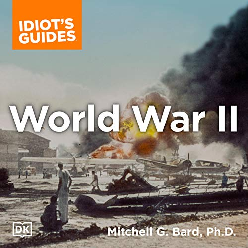 The Complete Idiot's Guide to World War II cover art