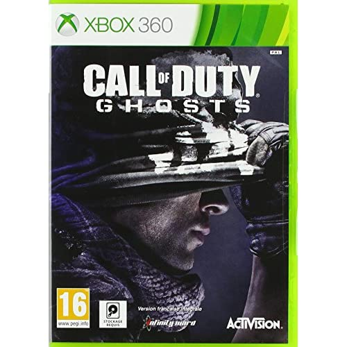 Call of Duty : Ghosts - Xbox 360 - [Edizione: Francia]