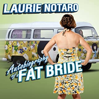 Autobiography of a Fat Bride audiobook cover art