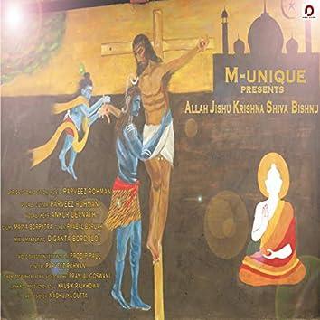 Allah Jishu Krishna Shiva Bishnu - Single