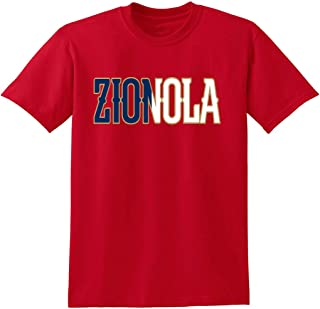 RED New Orleans Zion NOLA T-Shirt