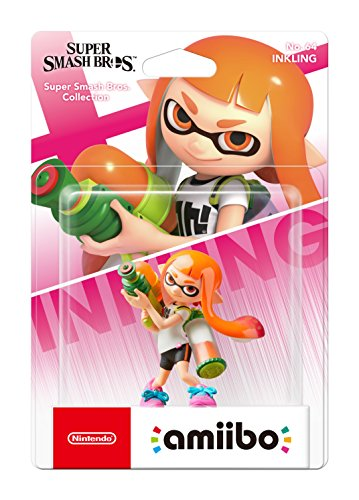 amiibo Figur Super Smash Bros. Collection Inkling