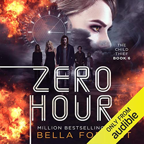 Zero Hour  By  cover art