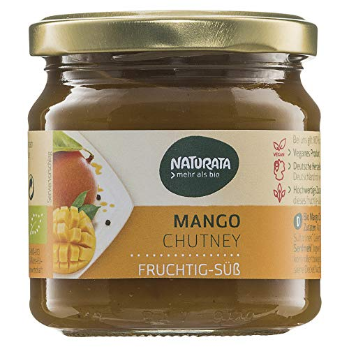 Naturata Bio Mango Chutney, 225 g