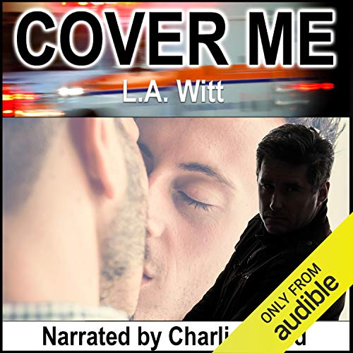 Cover Me audiobook cover art