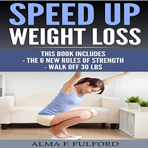 Speed Up Weight Loss audiobook cover art