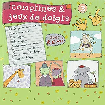 Comptines et jeux de doigts, vol. 3