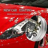 2 Stück Car Coating Wax, Auto Anti-Scratch Wax,Wax Paint Scratch Reparatur Wachs Paint Protection...