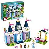 LEGO Disney Princess - Fiesta en el Castillo de Cenicienta, Set de Construcción con Castillo de la Película, Princesa Disney, a Partir de 4 Años (43178)