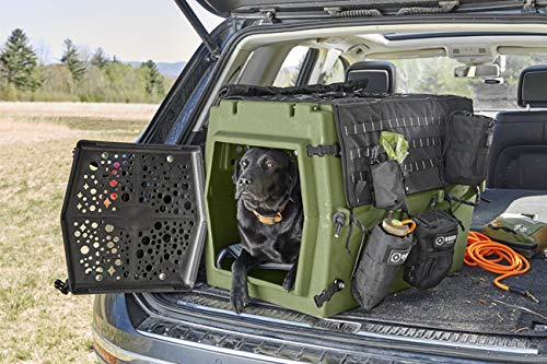 Orvis X Orion Bird Dog Crate/Large, Olive, Large