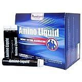 SanaExpert Amino Liquid, 10000mg Aminosäuren-Konzentrat, Nahrungsergänzung für Sportler, BCAAs...