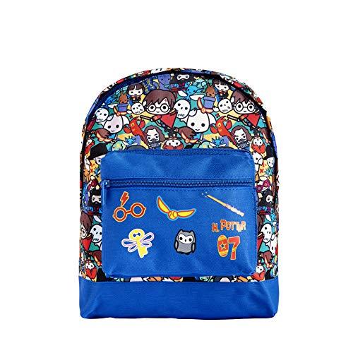 Harry Potter Kids Charms Roxy School Travel Bag Mochila Mochila 18