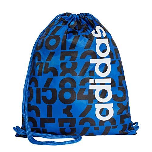 adidas GS AOP DAILY, Herren Rucksack, Blau (Azul/Negro/Blanco), 24x15x45 cm (W x H L)