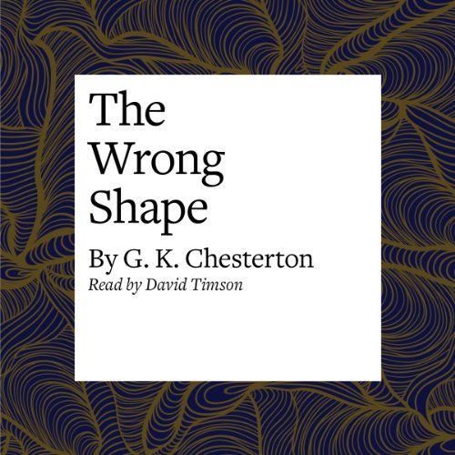 The Wrong Shape cover art