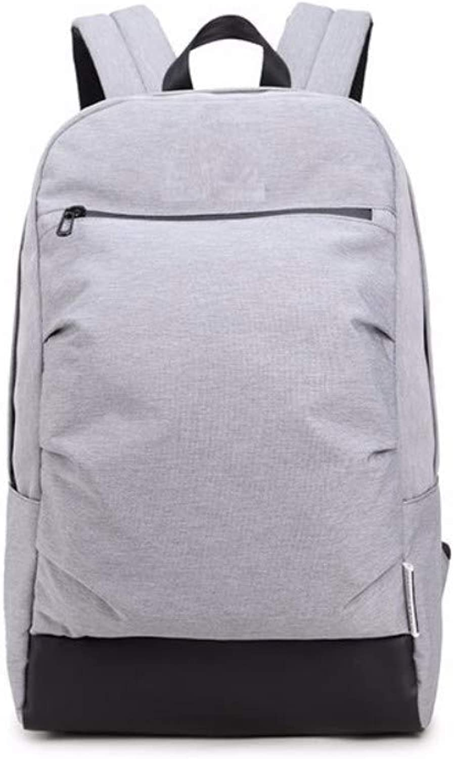 Laptop Backpack Business Computer Bag Shoulder Bag Fashion Men's and Women's Bag Oxford Zipper Backpack