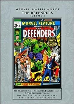 MARVEL MASTERWORKS: The Defenders Vol 1 - Book #100 of the Marvel Masterworks