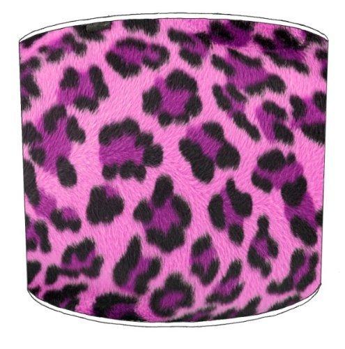 Premier Shop - techo rosa Leopardo cortinas de lámpara