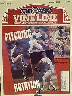 Cubs Lose Greg Maddux, Acquire Randy Myers, Greg Hibbard, Dan Plesac & Juan Guzman / Steve Buechele / Mark Grace Went to Japan and Came Back MVP - (Volume 8, Number 1, January 1993)