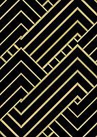 igsticker ポスター ウォールステッカー シール式ステッカー 飾り 1030×1456㎜ B0 写真 フォト 壁 インテリア おしゃれ 剥がせる wall sticker poster 012562 黒 柄 モダン