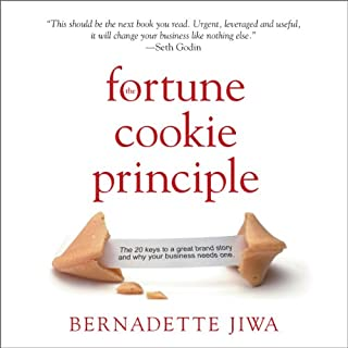 The Fortune Cookie Principle cover art
