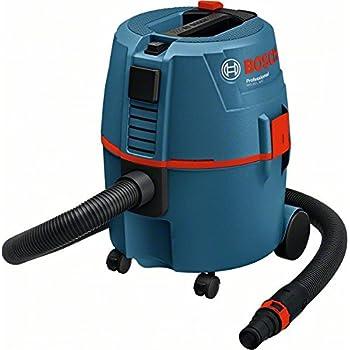 Bosch Professional GAS 25 SFC - Aspirador seco/húmedo (1200 W, capacidad 25 l, manguera 3 m, SFC, 248 mbar): Amazon.es: Bricolaje y herramientas