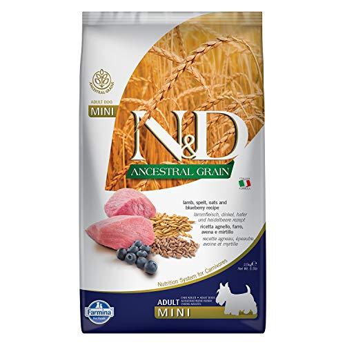 Farmina Natural And Delicious Lamb And Ancestral...