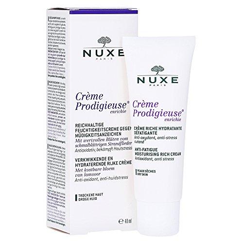 Nuxe Crème Prodigieuse® Enrichie Jour 40 ml / Tagespflege für Trockene Haut