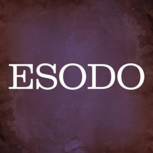 Esodo [Exodus] audiobook cover art