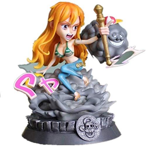 Anime Geschenke One Piece Figur Nami Figur Zeus Style Anime Figur Action Figur