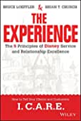 The Experience: The 5 Principles of Disney Service and Relationship Excellence best Customer Experience Books