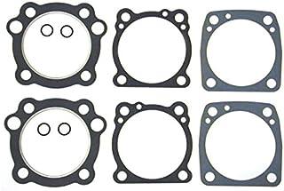 Kit guarnizioni scarico confezione da 5 pezzi Per tutti i modelli Sportster dall 1986 al 2019 per XR 1200 dal 2008 al 2012 Rif OEM 65324-83A