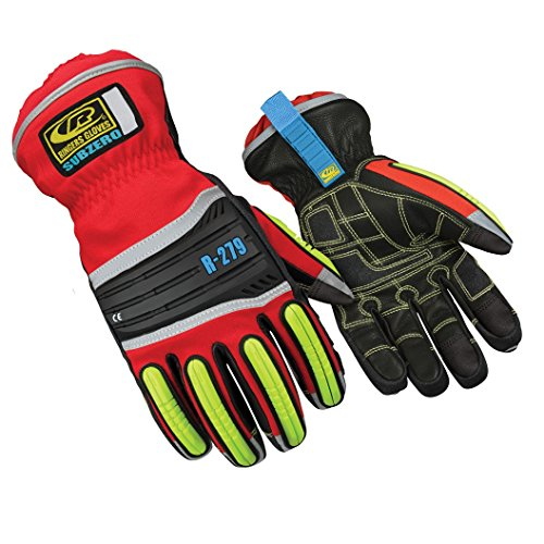 Ringers R-279 Subzero Insulated Work Gloves, Cold Weather/Snow Gloves, Small