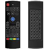 Vaorwne MX3 2.4G teclado retroiluminado Air Mouse mando a distancia...