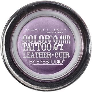 Maybelline New York Eye Studio Color Tattoo Gel Eye Shadow, Vintage Plum, 0.14 Oz (Pack of 2)
