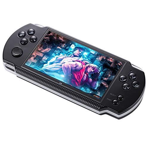 Vaorwne X9 5,1 Zoll Handheld Spi...