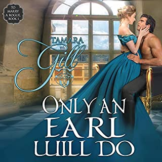 Only an Earl Will Do audiobook cover art