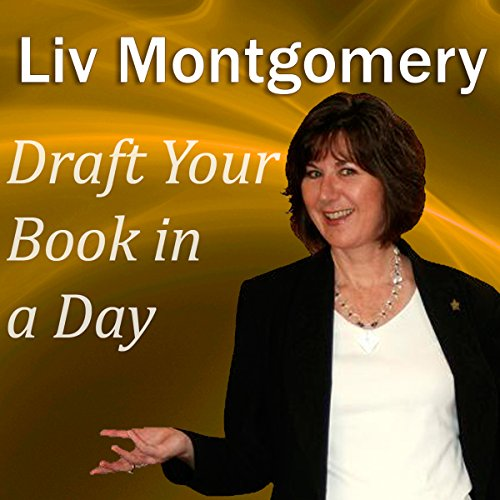 Draft Your Book in a Day audiobook cover art