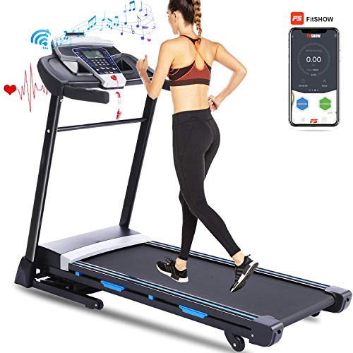 Cheapest Price! FUNMILY Treadmills for Home Running Machine with Incline - 3.25HP Folding Treadmill ...