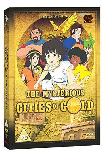 Mysterious Cities Of Gold The Complete Series Slimline (6 Dvd) [Edizione: Regno Unito] [Edizione: Regno Unito]