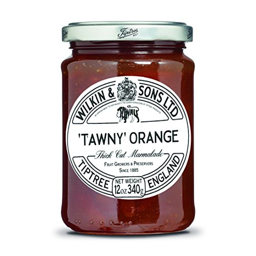 Tiptree Tawny Orange Marmalade, 12 Ounce (Pack of 1)