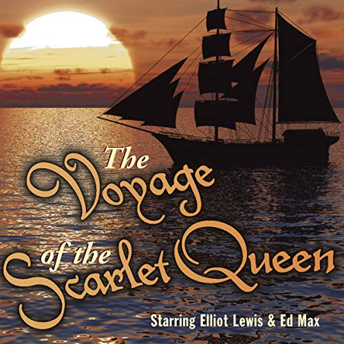 Voyage of the Scarlet Queen: Volume One  By  cover art