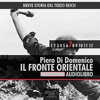 Breve storia del Terzo Reich, Vol. 7 copertina
