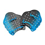 Speedo Unisex-Adult Swim Training Power Plus Paddles,Blue,Small
