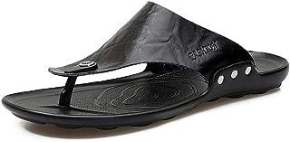 FORUU Slippers Men Home Classic Footwear Casual Slides Beach Shoes Men Flip Flops