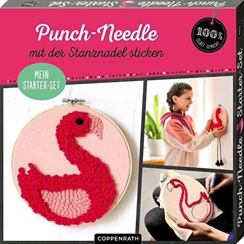 Mein Punch-Needle Starter-Set