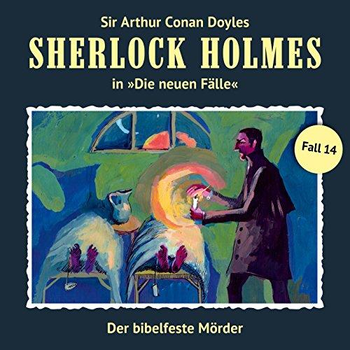 Der bibelfeste Mörder audiobook cover art