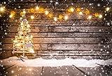 Konpon 150x 220cm algodón poliéster lavable Navidad suelos de madera fondo para estudio de fotografía recién nacidos fondo de fotografía de estudios bebé accesorios boda Drop kp-184