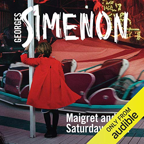 Couverture de Maigret and the Saturday Caller