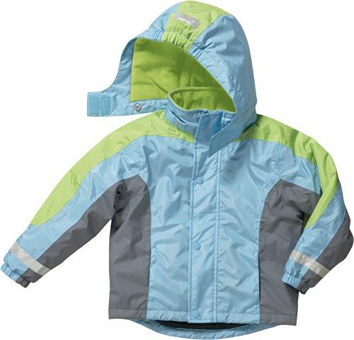 Playshoes Unisex sneeuwpak sneeuwjas lichtblauw/marine